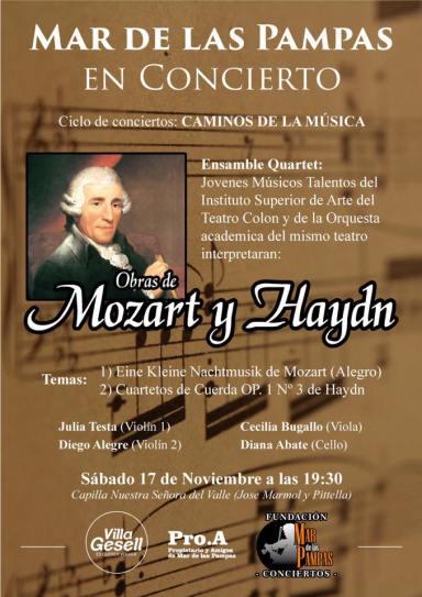 flyer concierto 17 de noviembre